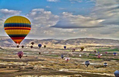 Cappadocia Deluxe Hotair Balloon