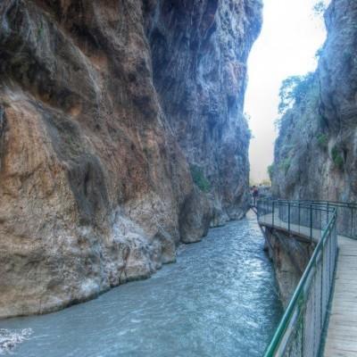 Fethiye Saklıkent Gorge Tlos Tour