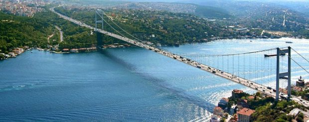 Bosphorus Cruise Two Continents tour
