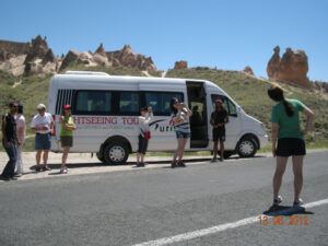 unique features of Cappadocia.