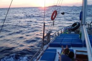 Fethiye_Olympos-A_Sailing_Boat_Sunset