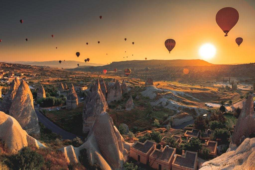 Unique Features of Cappadocia