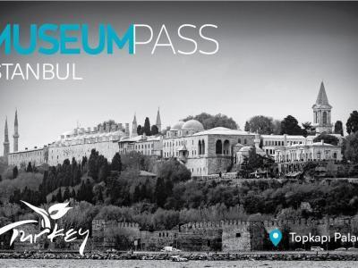 Istanbul Museumpass Card